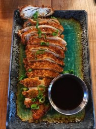 Chicken with Japanese BBQ