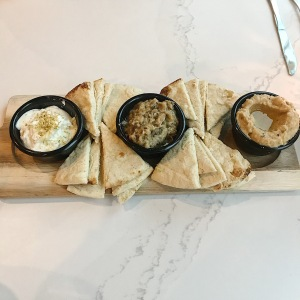 Panos Mezza Plate